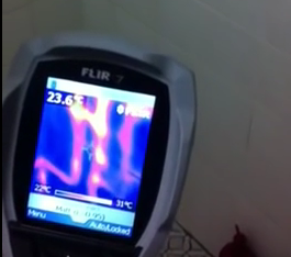 thermal_image_camera_detecting_shower_leak